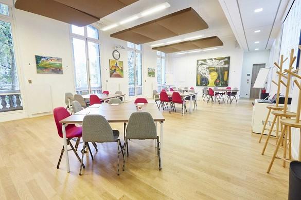 Châteauform 'city monceau rio - meeting room rental