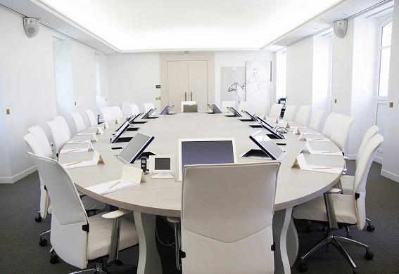 Châteauform 'city monceau rio - meeting room