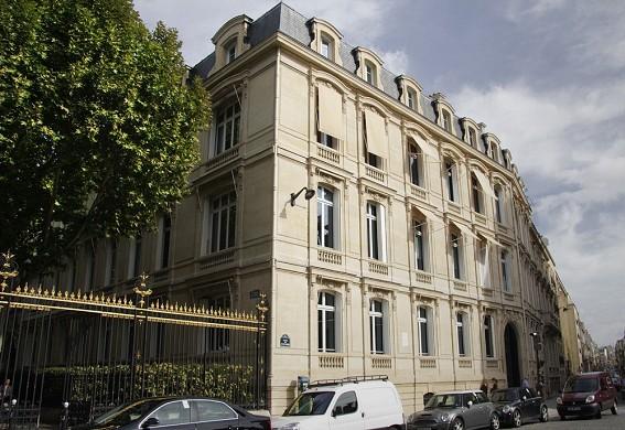 Châteauform 'city monceau rio - seminar place paris