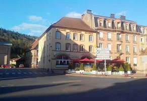 Relais Lorraine-Alsace - Stanza degli ospiti