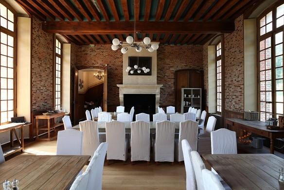 Castello di Rosay - sala riunioni