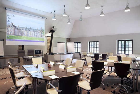 Castello di Rosay - sala per seminari