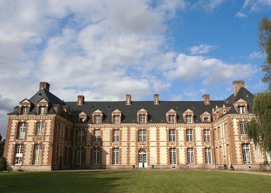 Castello di Rosay - castello del seminario Eure