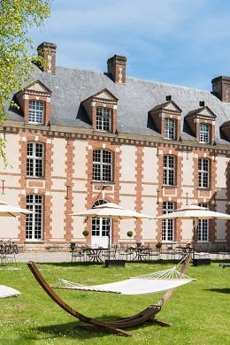 Castello di Rosay - facciata