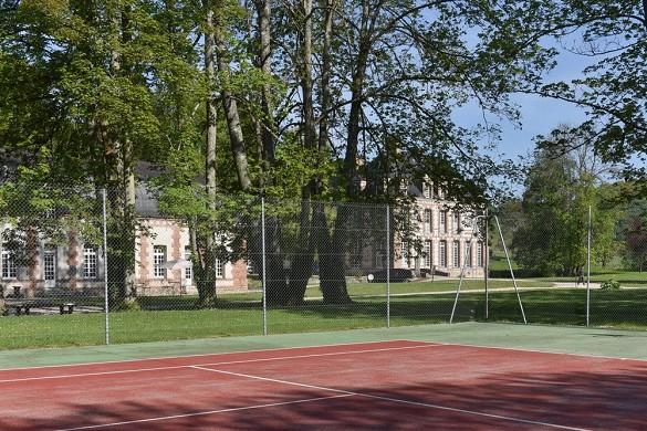 Castello di Rosay - tennis
