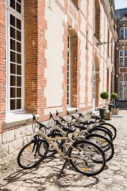 Castello di Rosay - Biciclette