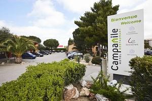 Campanile Perpignan Sud - Hotel draußen