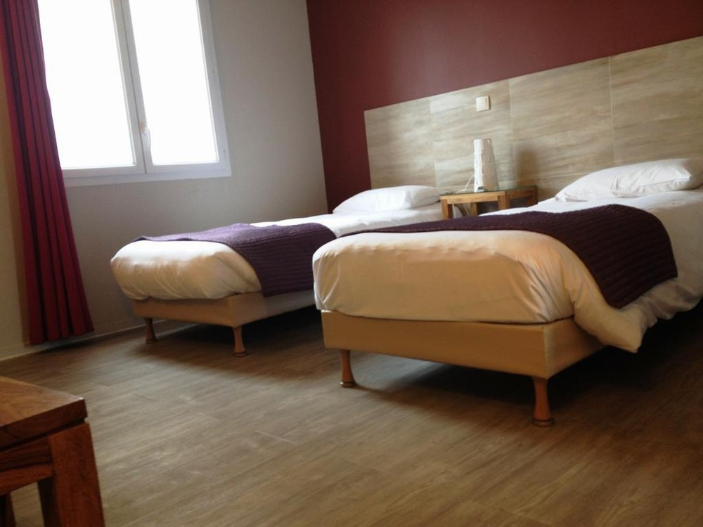 Kyriad perpignan sud - chambre double