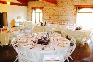 Mas of Domaine de Montcalm - Reception Room