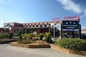Hotel Bollaert Lens - Esterno