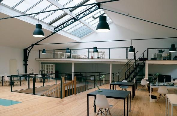Der 71 montreuil - Coworking Space