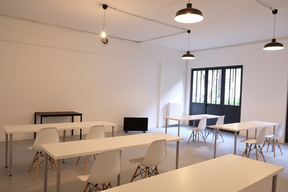 Le 71 montreuil - conference room