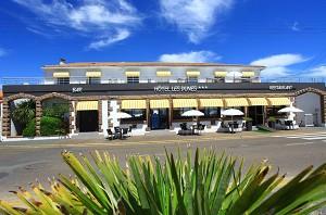 Hotel Les Dunes - Seminario-hotel-las-dunas-el-tramo-en-mar-vendió-nadar-playa