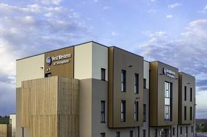 Best Western Le Semaphore - Hotel per seminari Rang-du-Fliers