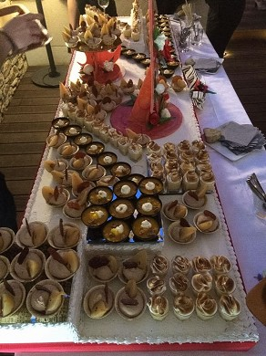 Auberge de carcarille - catering services