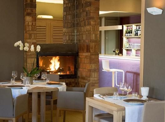 Auberge de carcarille - restaurant