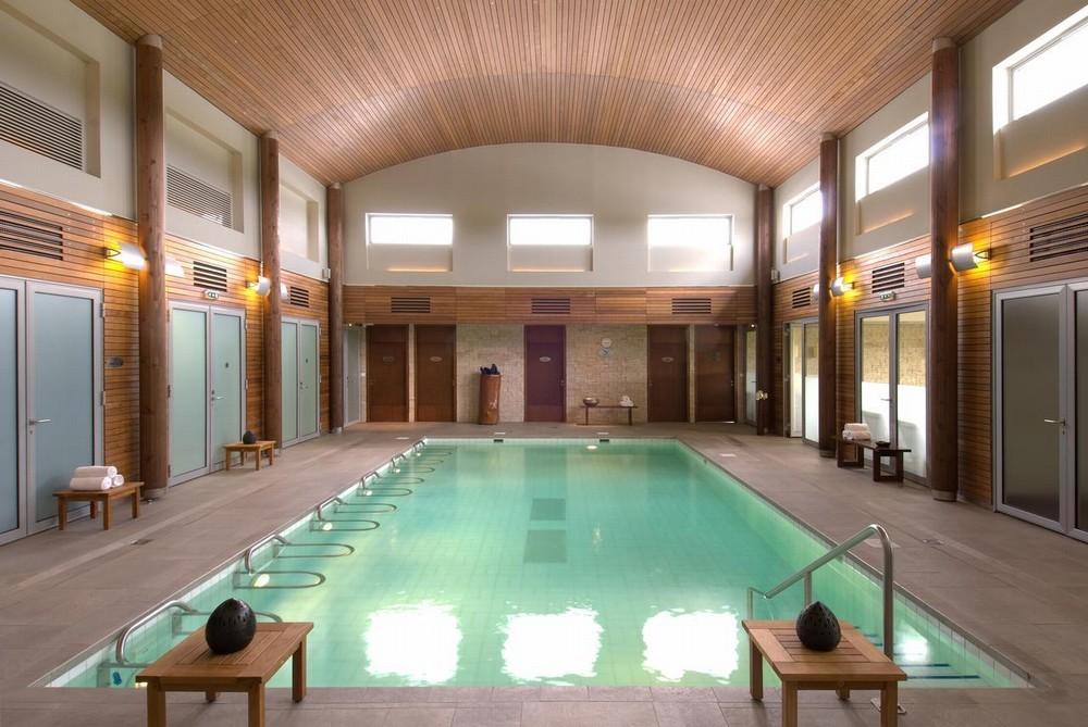 Relais de margaux - piscina