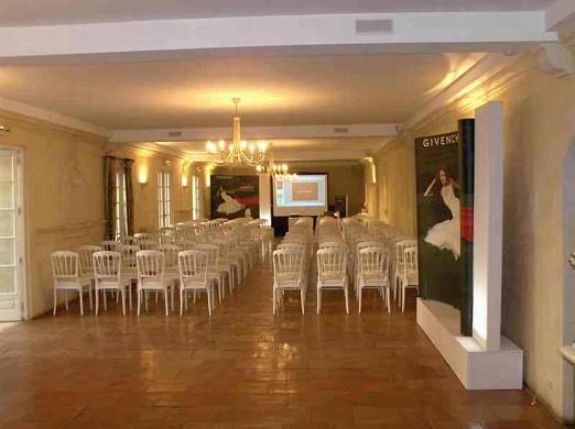 Château de lantic martillac - reception room