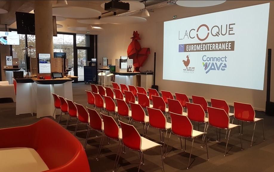 Digital Lacoque - seminar in Marseille