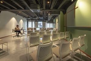 Die Coworking Hune - Besprechungsraum