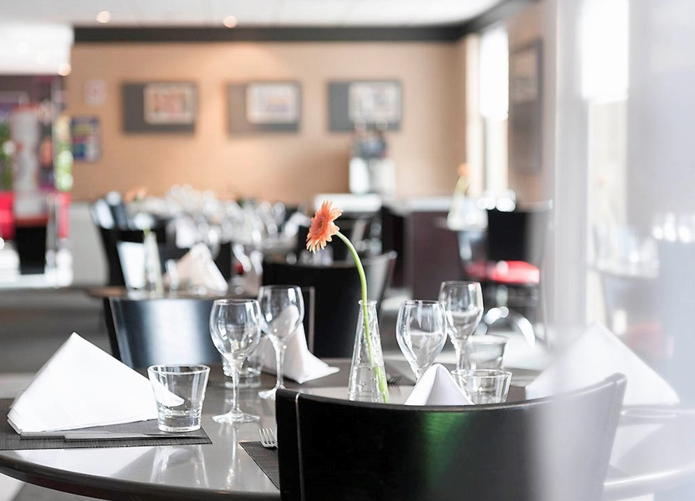 Novotel Lens Noyelles - Restaurante
