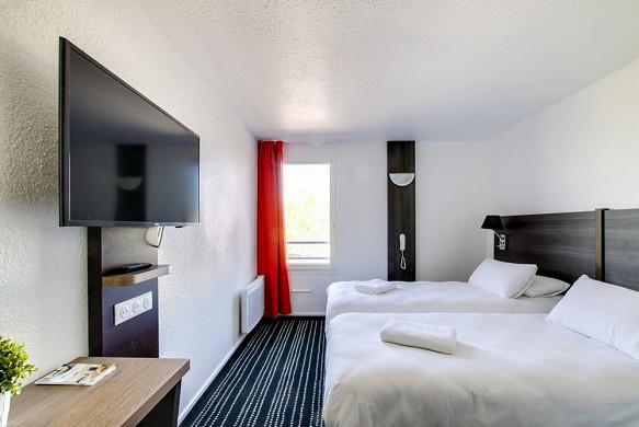 Brit hotel reims la neuvillette - sala per seminari residenziali