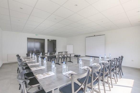Brit hotel reims la neuvillette - sala per seminari