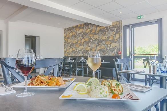 Brit hotel reims la neuvillette - tavolo