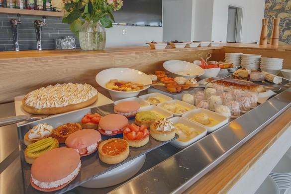 Brit hotel reims la neuvillette - ristorazione