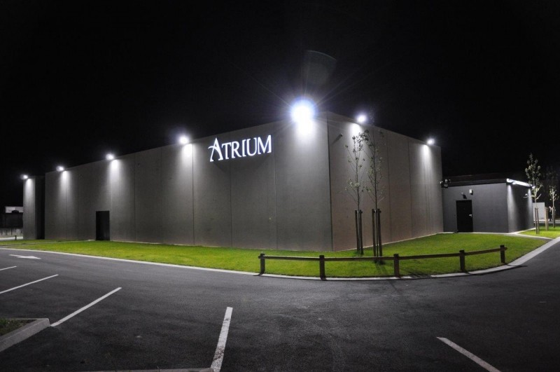 Atrium club et events - parking