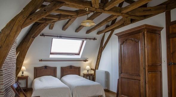 Relais saint jacques de tournoisis - accommodation