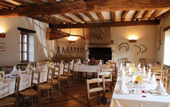 Le Relais Saint Jacques de Tournoisis - restaurant