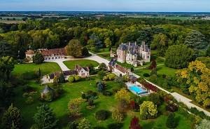 Castello di Courcelles le Roy - Seminario di Beaulieu-sur-Loire