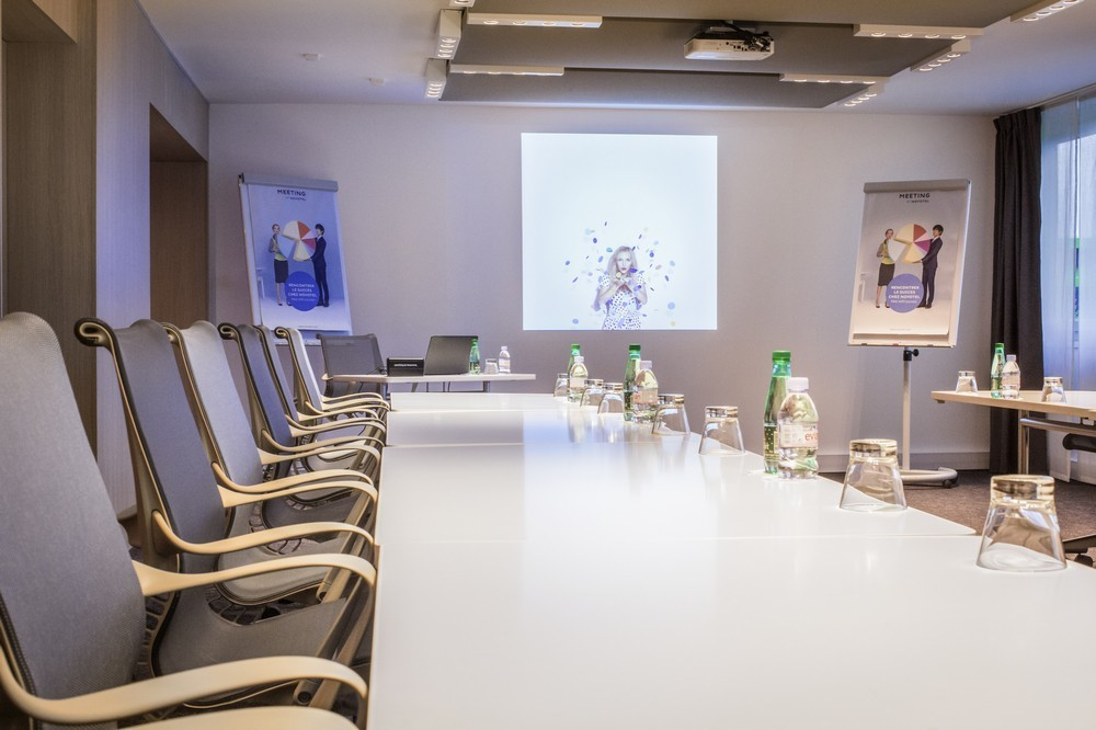 Novotel Lille airport - meeting room