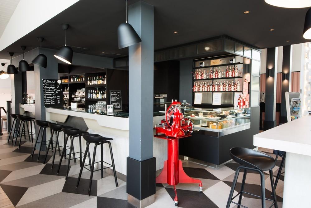 Novotel lille aeroport - bar