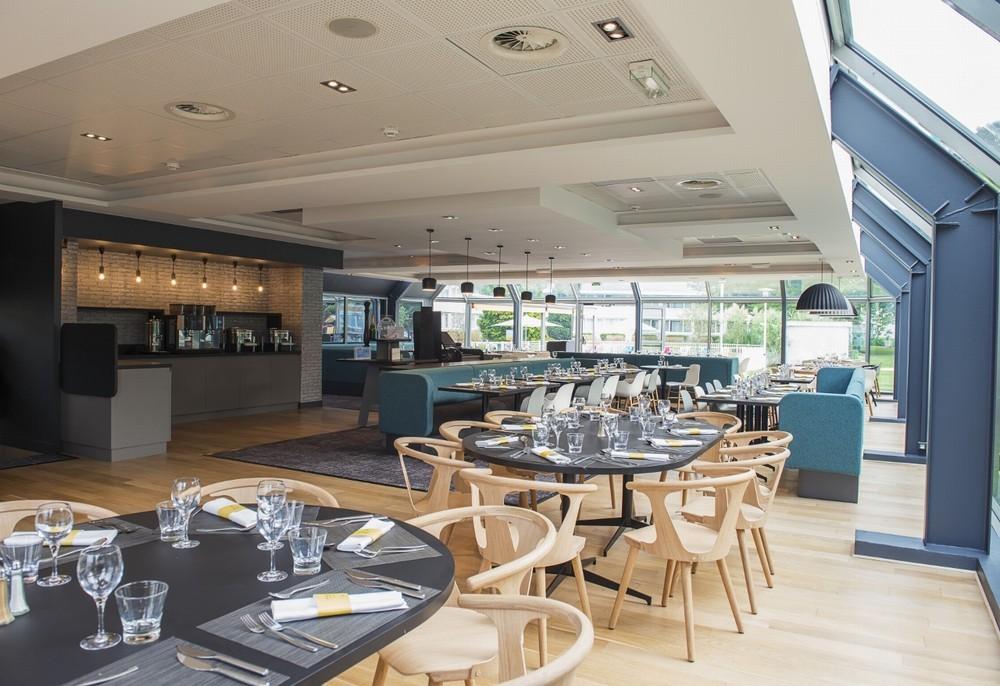 Novotel Lille airport - restaurant