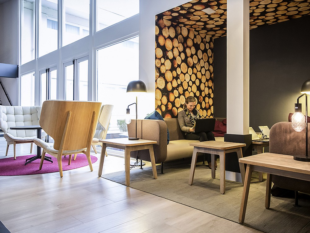 Novotel Lille Airport - Lobby