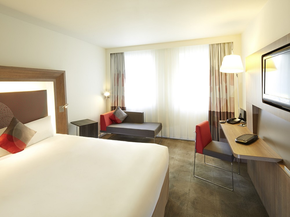 Novotel Lille airport - accommodation