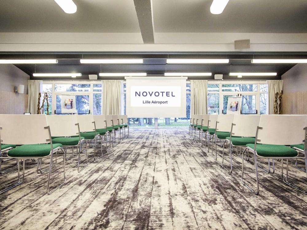 Novotel aeroporto di Lille - sala riunioni