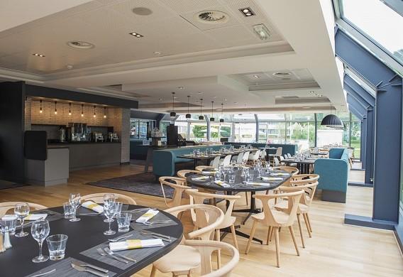 Novotel Lille Flughafen - Restaurant