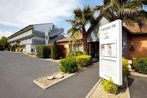 Campanile Beziers - hotel per seminari a Béziers