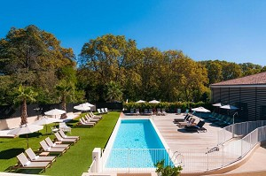 Hotel Spa de Fontcaude - Esterno