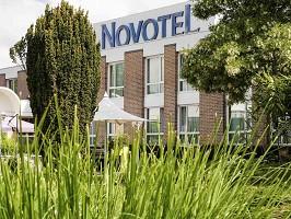 Novotel Valenciennes - Esterno