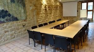 Sala de reuniones - Hotel Les Feuilles d'Acanthe