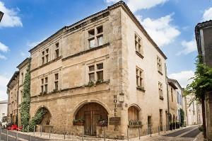 Hotel seminarios Gironde