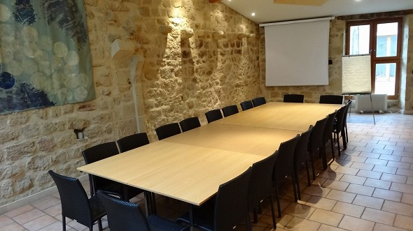 Hotel Acanthus Leaves - Sala de reuniones