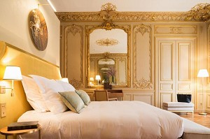 Hôtel Alfred Sommier - Chambre