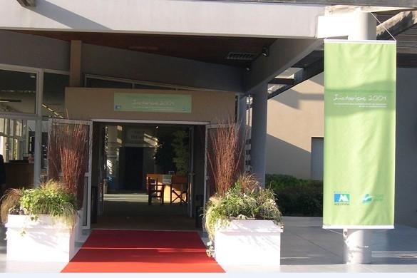 Centro de seminarios de golf moliets - inicio