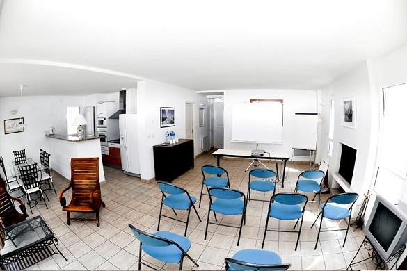 Centro de seminario de golf Moliets - alquilar una habitación en los páramos.