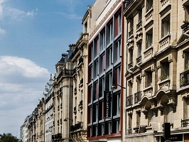Mercure Paris 17 Batignolles - Exterior